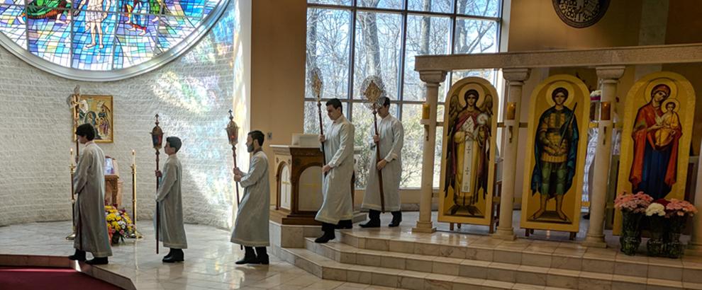 Welcome to Our Parish Website | Saint Demetrios Greek